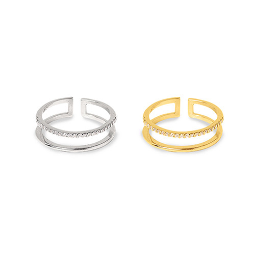Two Ring-B