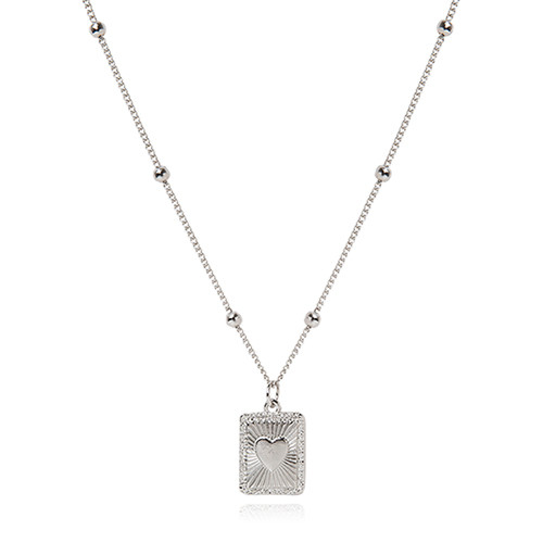 Dear Heart Necklace