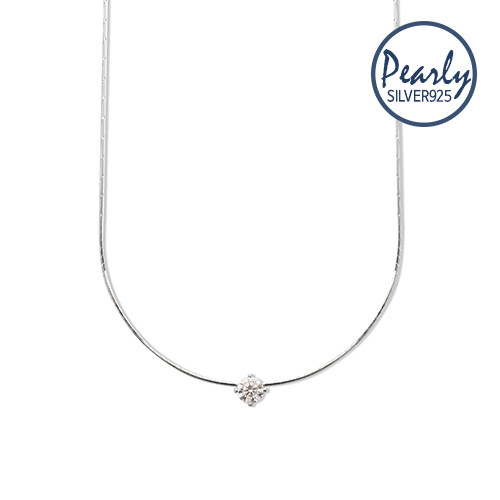 [SILVER925] Mermaid Necklace