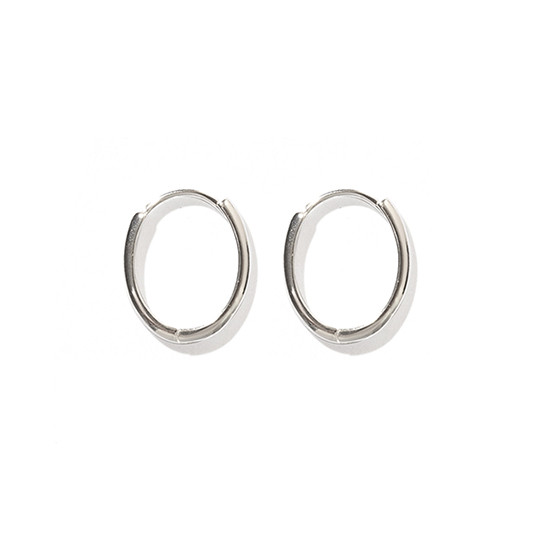 [SILVER925] Oval Ring