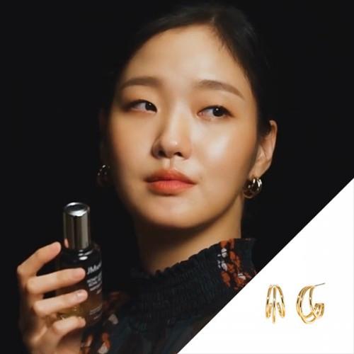 Kim Go Eun Earrings Three Moment