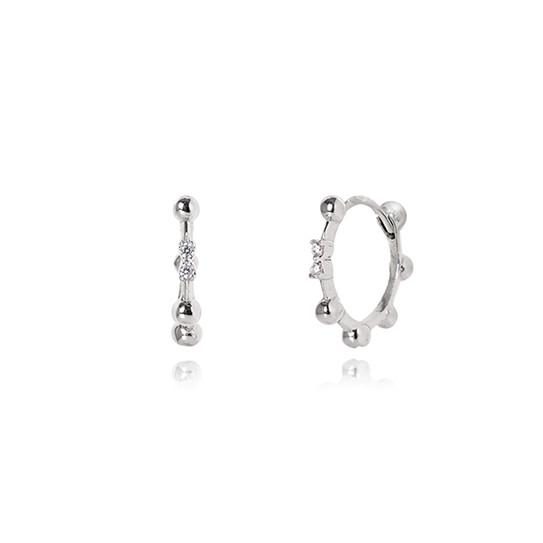 [SILVER925] Mini Flat Ring