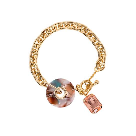 Round Marble Bracelet