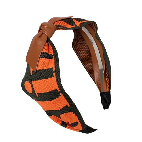 Orange Marmalade Hairband